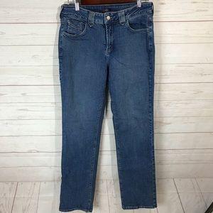 NYDJ Jeans - NYDJ   Hayden Modern Straight Leg Jeans 10